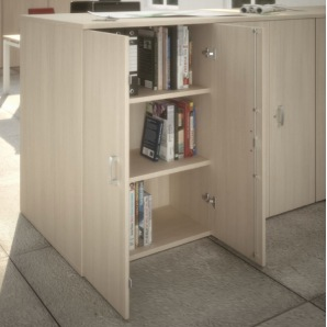 Armoire portes battantes direct system