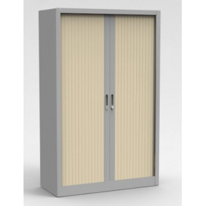 Armoire rideau Direct System Metalic