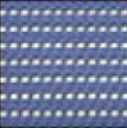 résille bleue